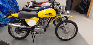 Very clean Ducati RT 450