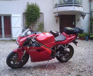 1998 Ducati 916 Biposto