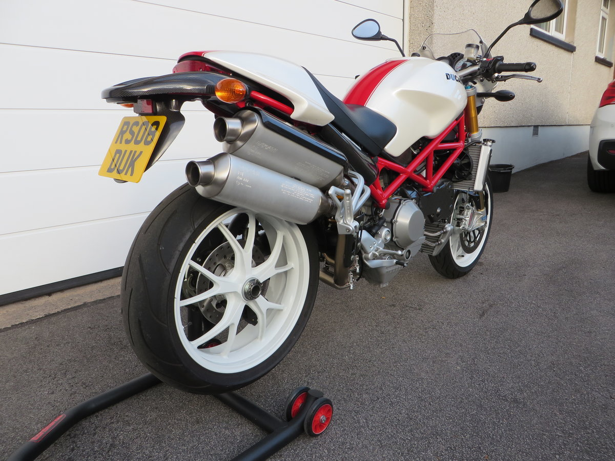2008 DUCATI MONSTER S4RS For Sale (picture 2 of 3)