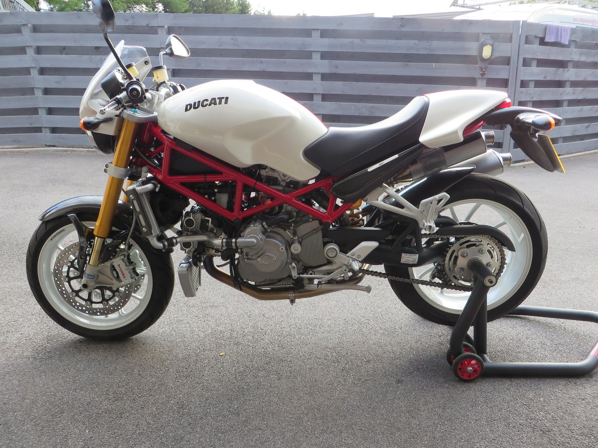 2008 DUCATI MONSTER S4RS For Sale (picture 3 of 3)