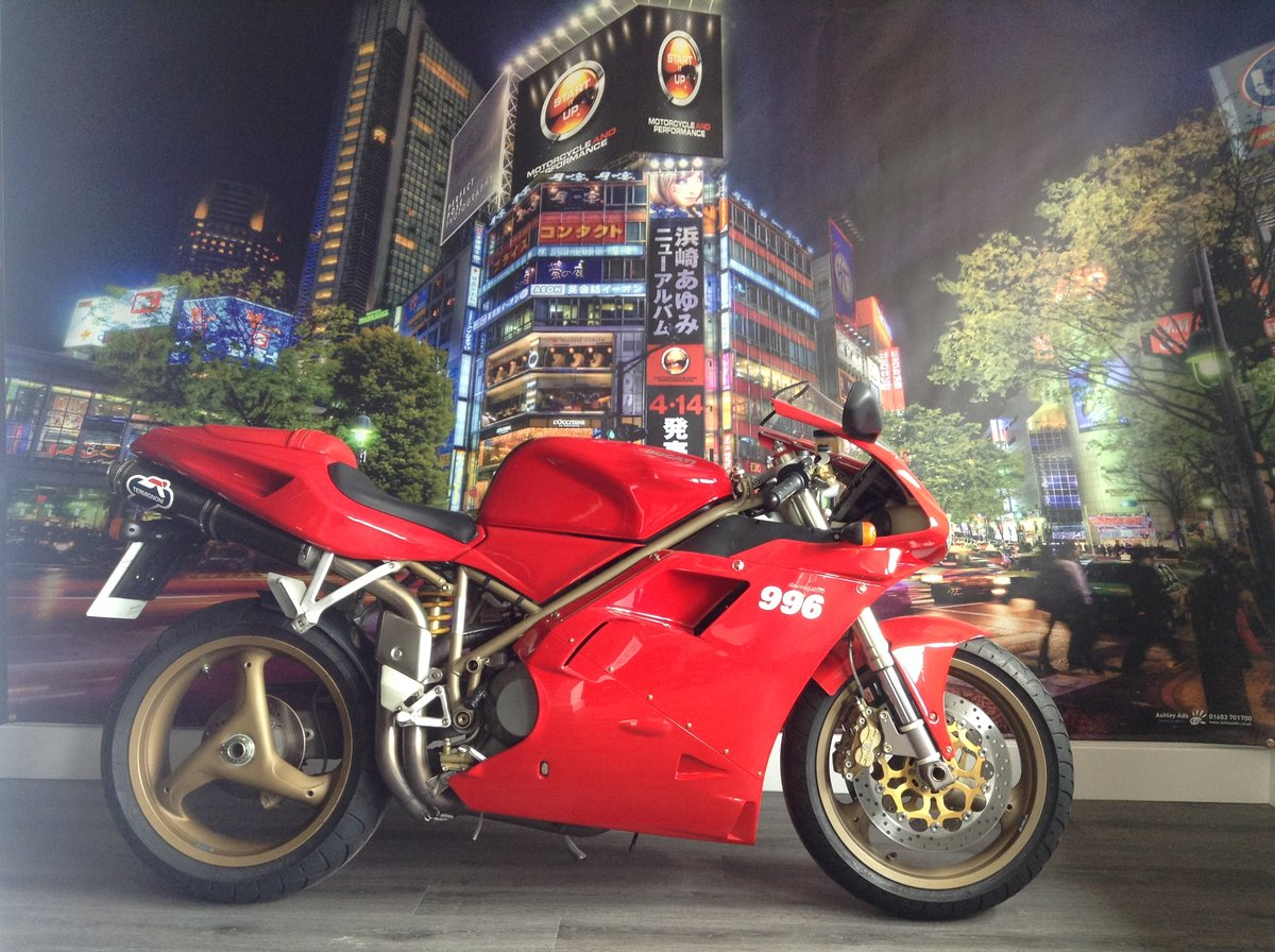 1999 Ducati 996 Immaculate Low Mileage Example For Sale (picture 1 of 6)