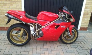 2000 Superb condition Ducati 996
