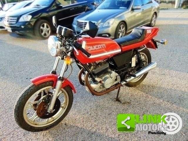 1977 DUCATI 500 SPORT DESMO Km 210000 ISCRITTA ASI, CONSERV For Sale (picture 1 of 6)
