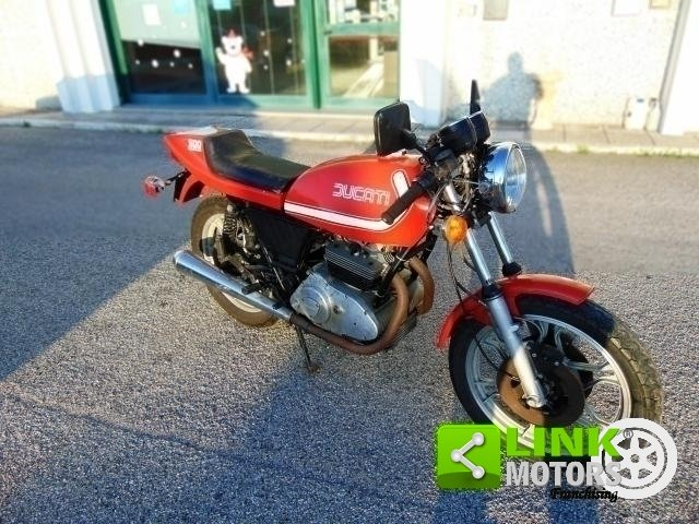 1977 DUCATI 500 SPORT DESMO Km 210000 ISCRITTA ASI, CONSERV For Sale (picture 2 of 6)