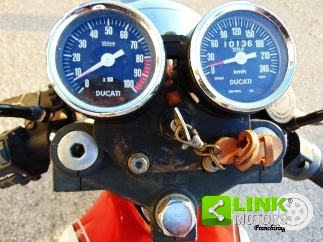 1977 DUCATI 500 SPORT DESMO Km 210000 ISCRITTA ASI, CONSERV For Sale (picture 6 of 6)