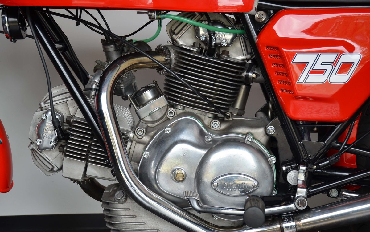 1974 DUCATI • 750 GT For Sale (picture 10 of 10)