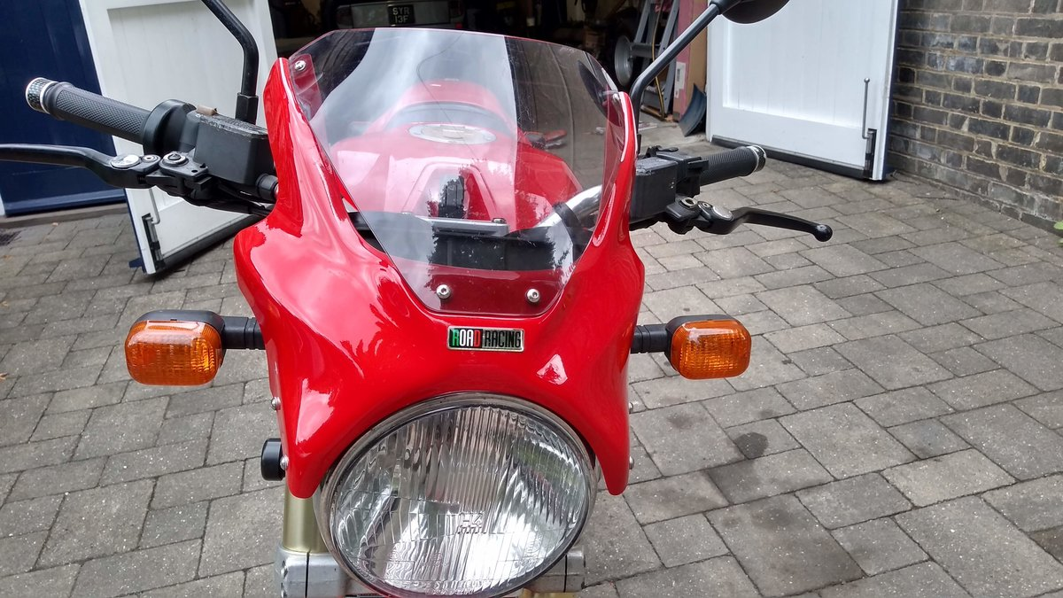 1997 Ducati Monster M750 Low  mileage, loads of extras For Sale (picture 4 of 6)