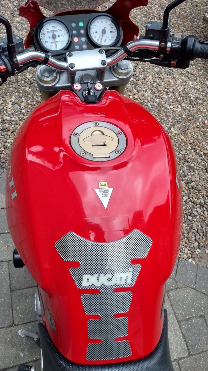 1997 Ducati Monster M750 Low  mileage, loads of extras For Sale (picture 5 of 6)