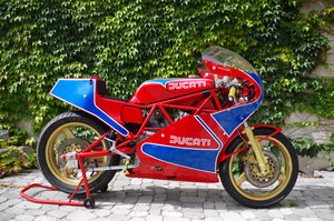 Ducati TT1 TT2 Racer mint condition