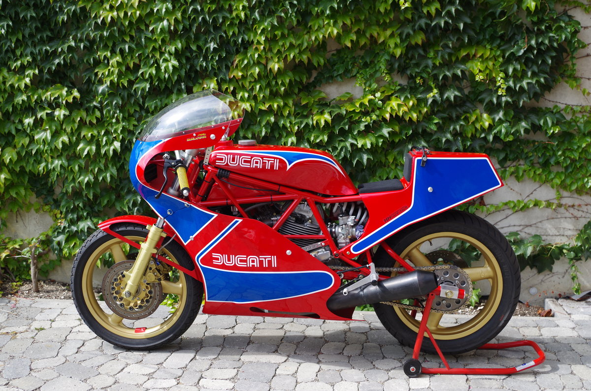 1982 Ducati TT1 TT2 Racer mint condition For Sale (picture 2 of 6)