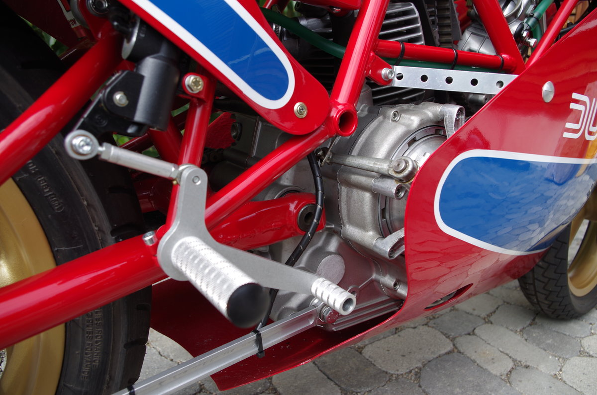 1982 Ducati TT1 TT2 Racer mint condition For Sale (picture 4 of 6)