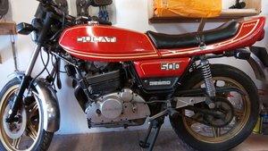 Ducati 500 Desmo 1974