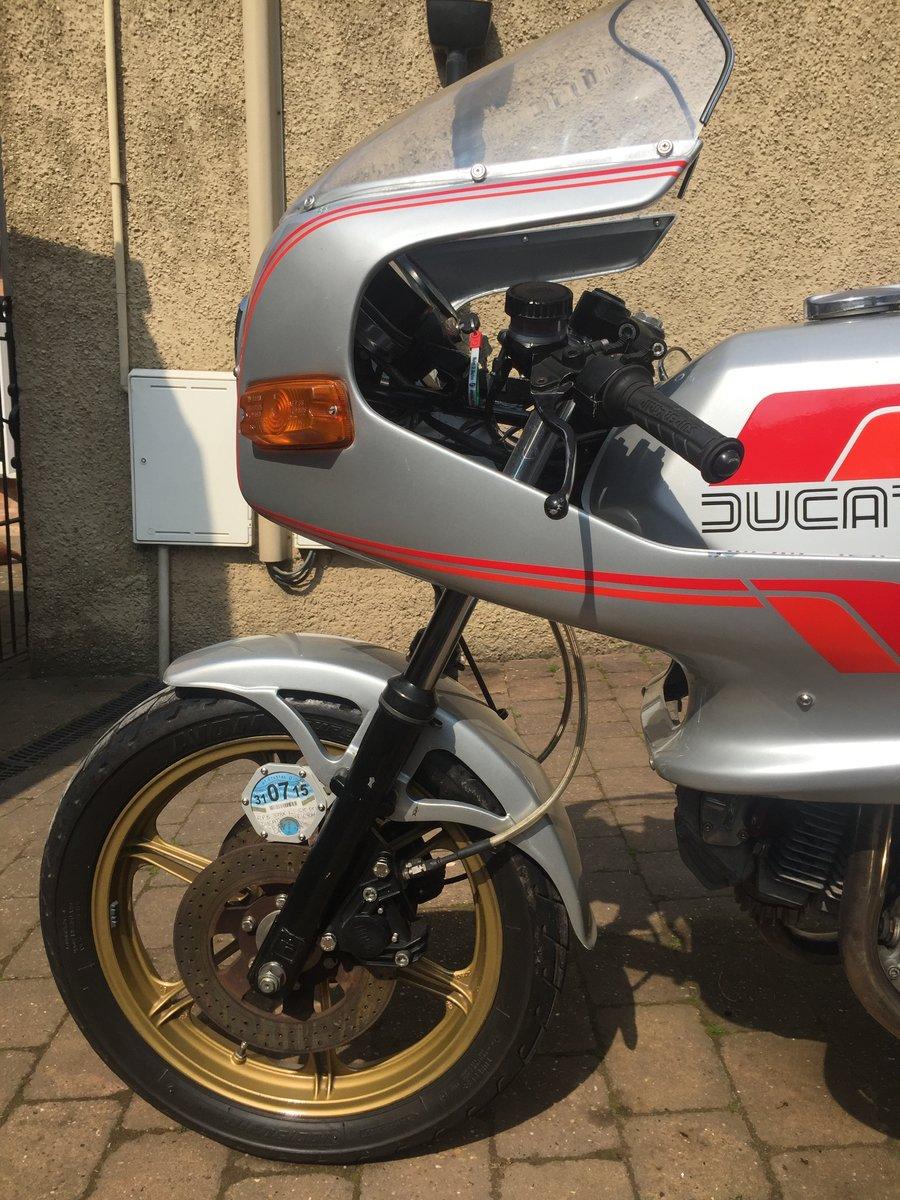 1981 Ducati Pantah 600SL Desmo SOLD (picture 3 of 6)