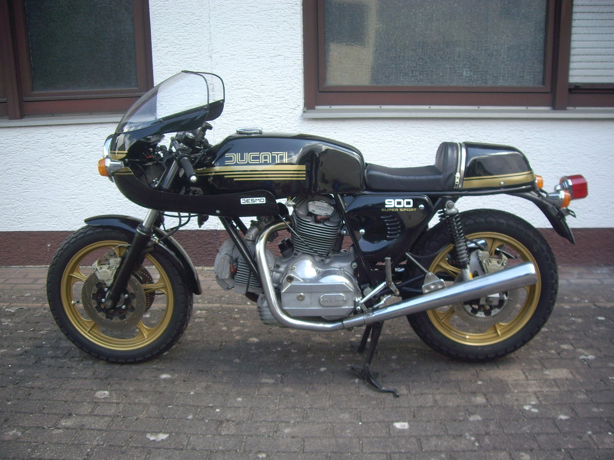 1978 Ducati 900 SS For Sale (picture 1 of 6)