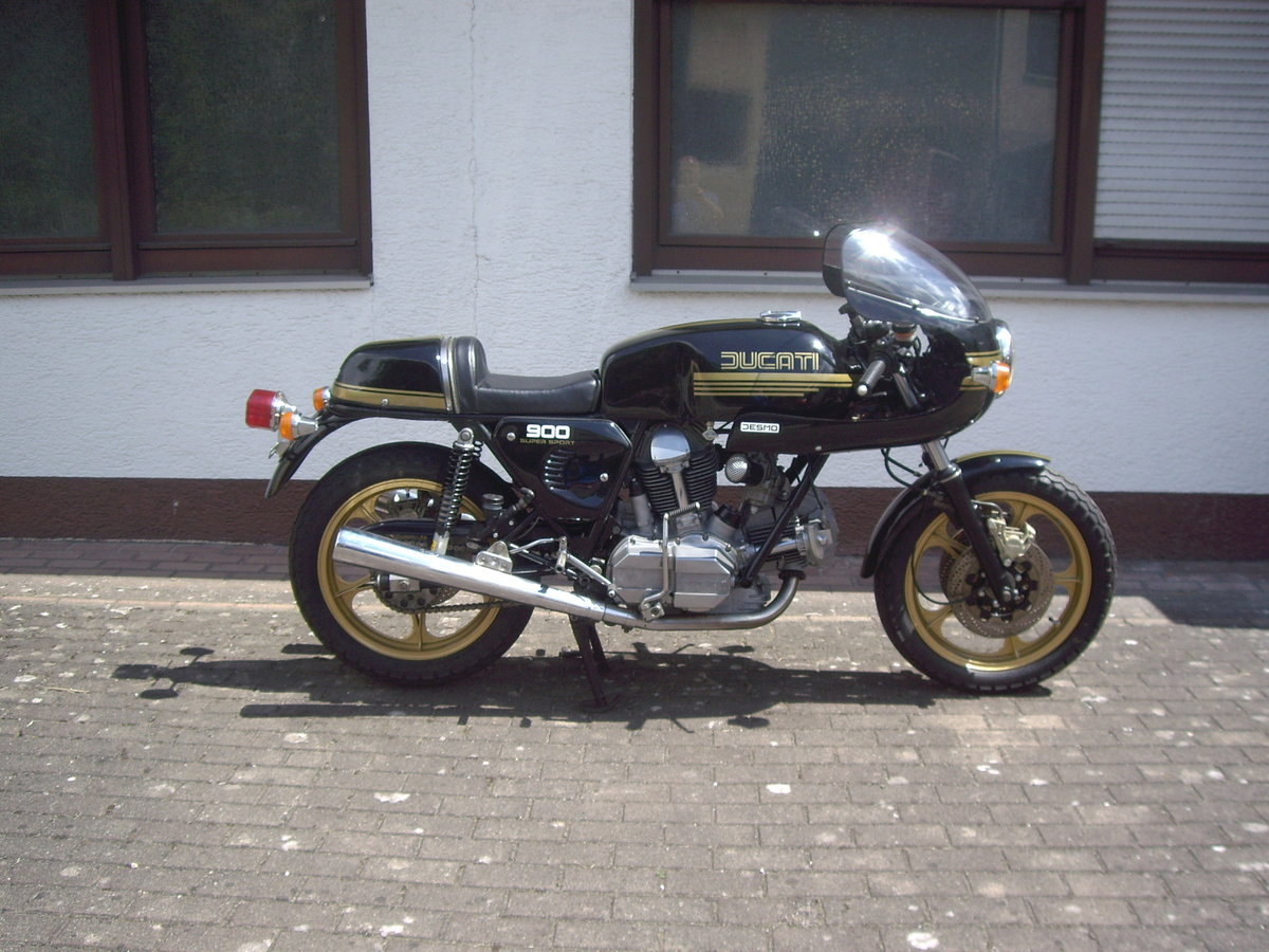1978 Ducati 900 SS For Sale (picture 2 of 6)