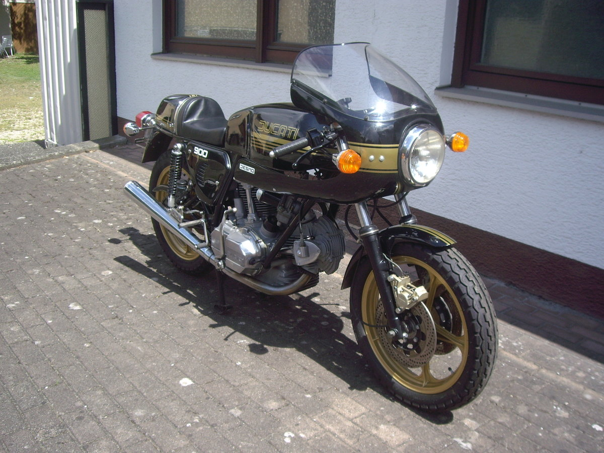 1978 Ducati 900 SS For Sale (picture 4 of 6)