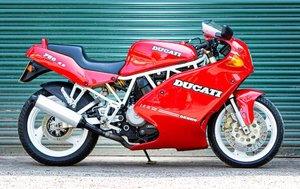 1992 Ducati 750SS