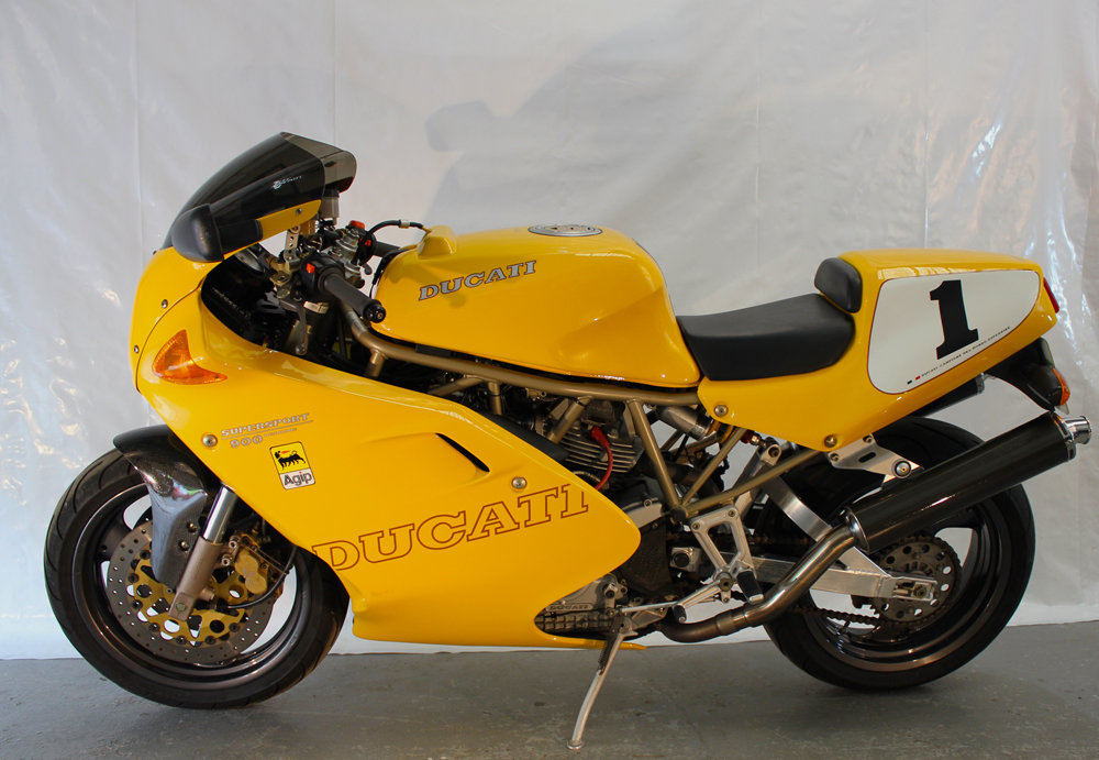 1997 Superlight Spec + Ducati 900SS For Sale (picture 1 of 6)