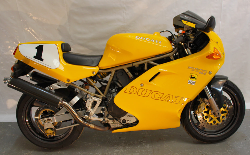 1997 Superlight Spec + Ducati 900SS For Sale (picture 2 of 6)