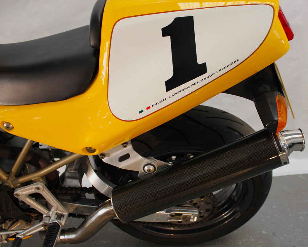 1997 Superlight Spec + Ducati 900SS For Sale (picture 6 of 6)
