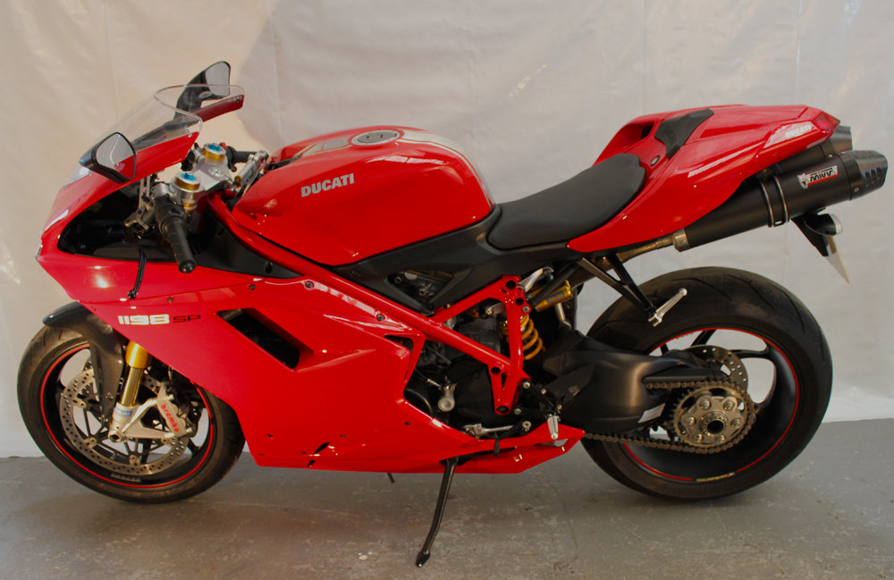 2011 Spotless low mileage Ducati 1198 SP For Sale (picture 1 of 6)