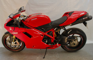 2011 Spotless low mileage Ducati 1198 SP