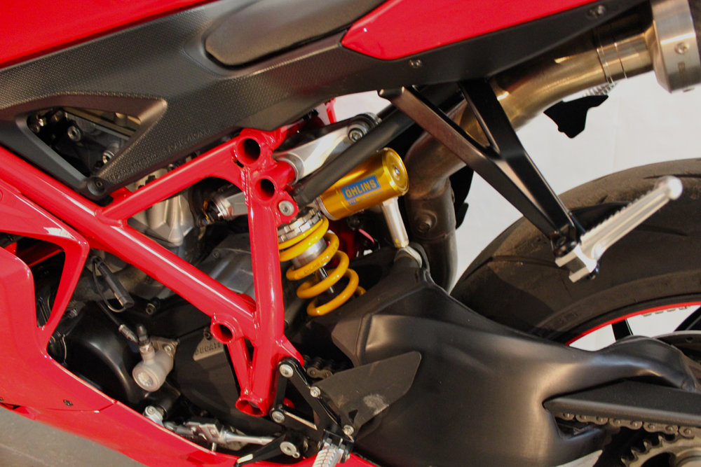 2011 Spotless low mileage Ducati 1198 SP For Sale (picture 3 of 6)