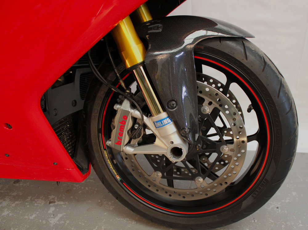 2011 Spotless low mileage Ducati 1198 SP For Sale (picture 5 of 6)