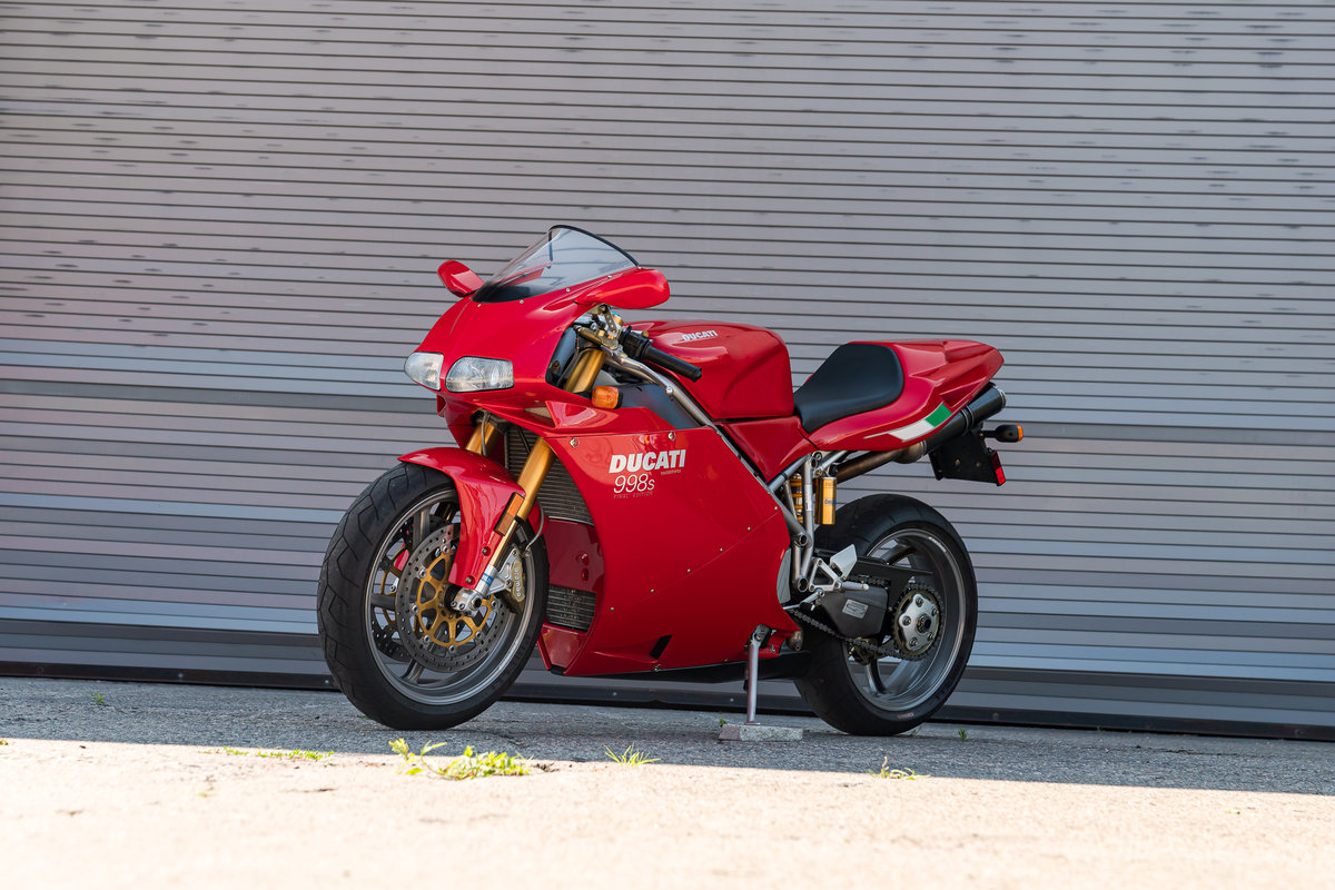 2004 Ducati 998S Final Edition  For Sale (picture 1 of 6)