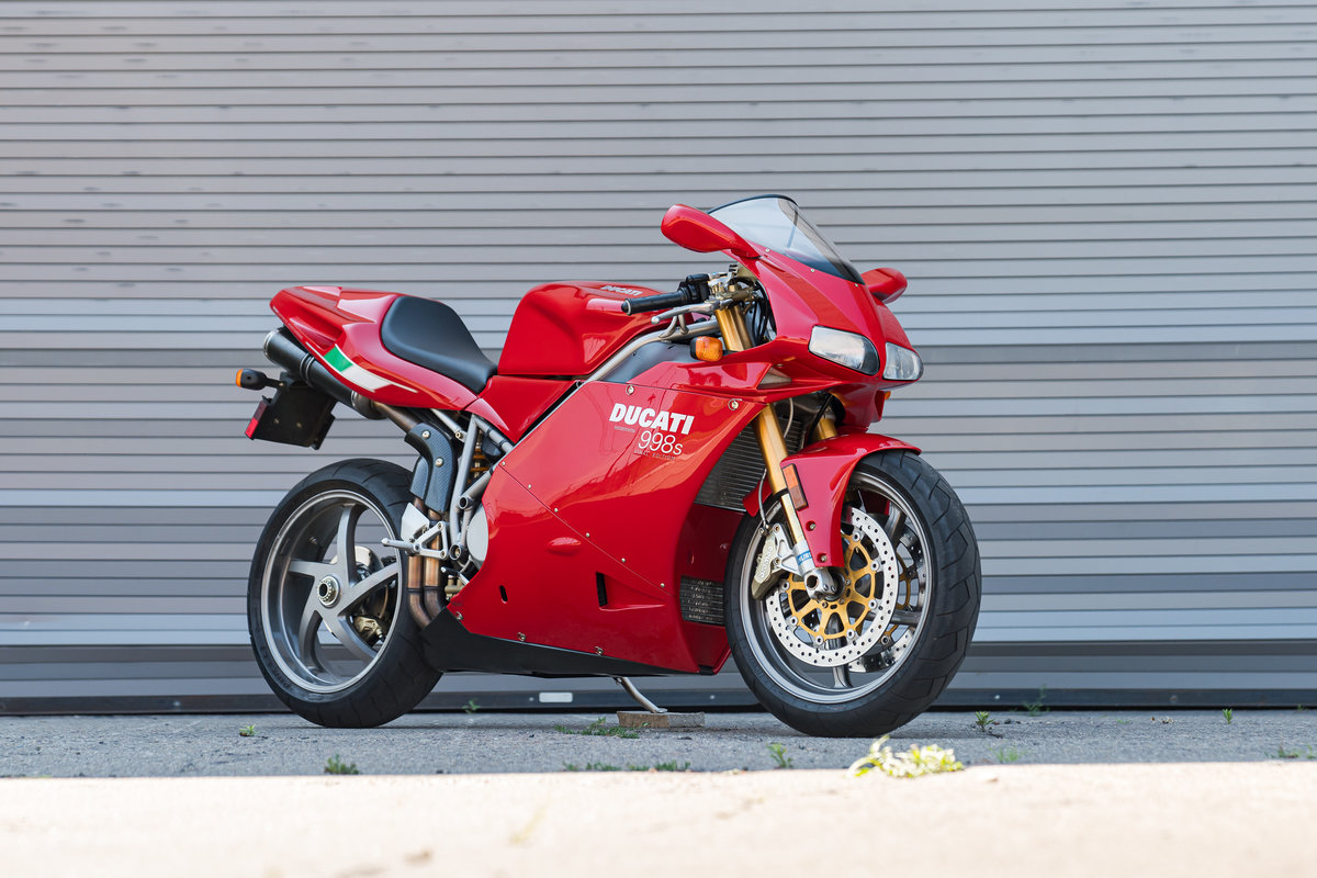 2004 Ducati 998S Final Edition  For Sale (picture 2 of 6)