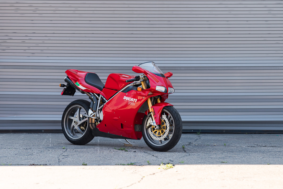 2004 Ducati 998S Final Edition  For Sale (picture 3 of 6)
