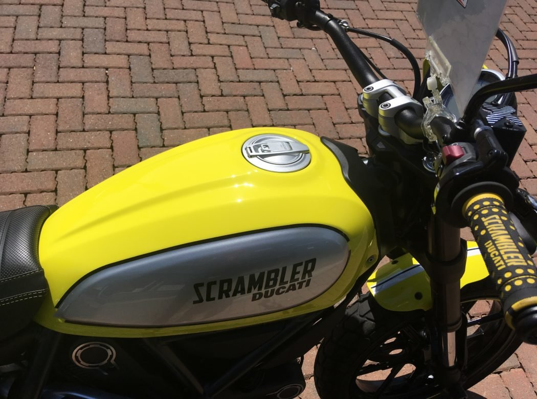 2017 Ducati Scrambler Good as new For Sale (picture 4 of 6)