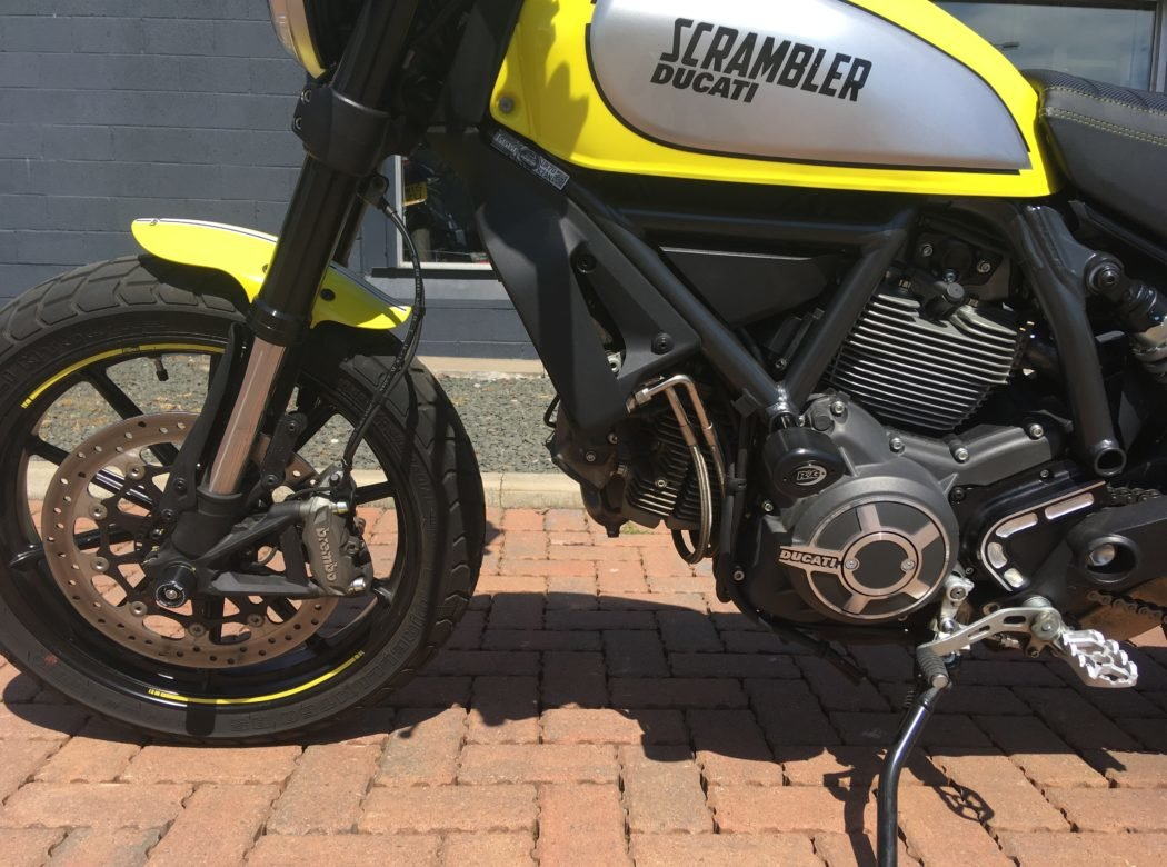 2017 Ducati Scrambler Good as new For Sale (picture 6 of 6)