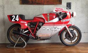 Original Ducati 900 NCR Endurance racer