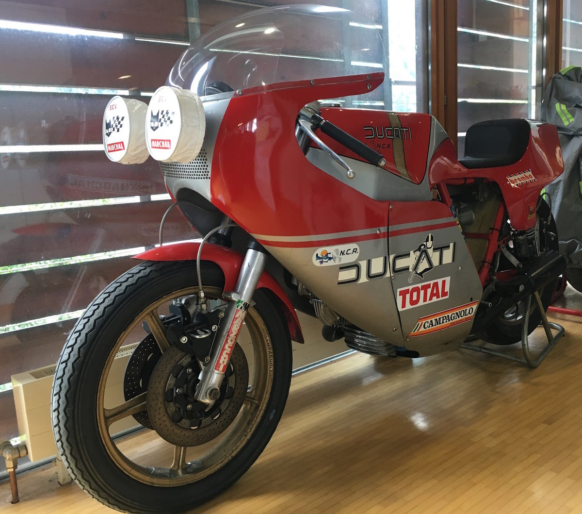 1977 Original Ducati 900 NCR Endurance racer For Sale (picture 2 of 6)