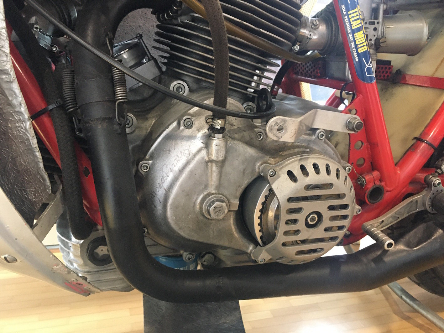 1977 Original Ducati 900 NCR Endurance racer For Sale (picture 4 of 6)
