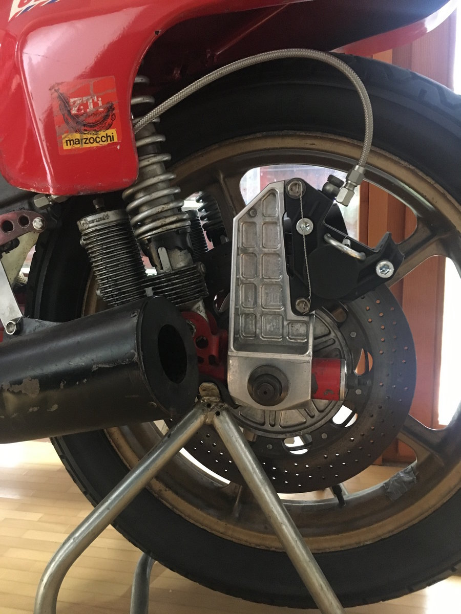 1977 Original Ducati 900 NCR Endurance racer For Sale (picture 5 of 6)