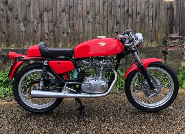 1975 DUCATI 250CC MKIII (LOT 340) SOLD by Auction (picture 1 of 1)