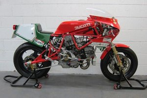 1992/2012 'DUCATI' SPORTS MOTORCYCLE 900CC TT944 (SEE TEXT)