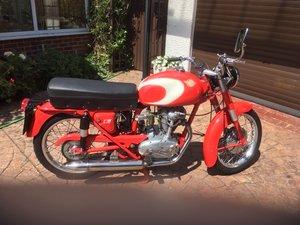 1958 Ducati Tourismo