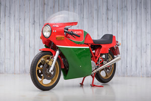 Ducati 900SS Mike Hailwood Replica S1 No. 17