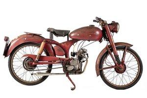 C.1953 DUCATI 65T PROJECT (LOT 525)