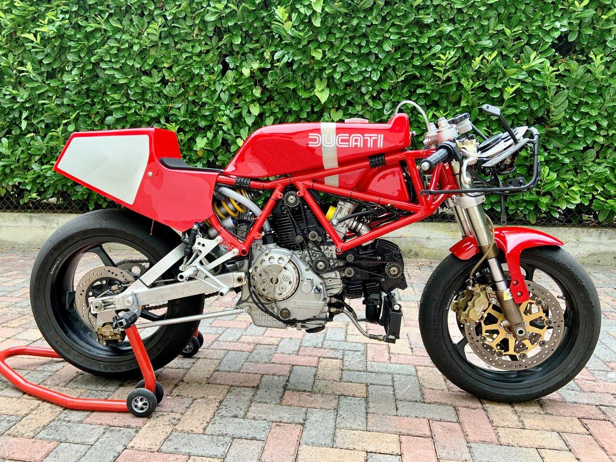2020 Ducati TT1 Evocation Replica For Sale (picture 2 of 6)