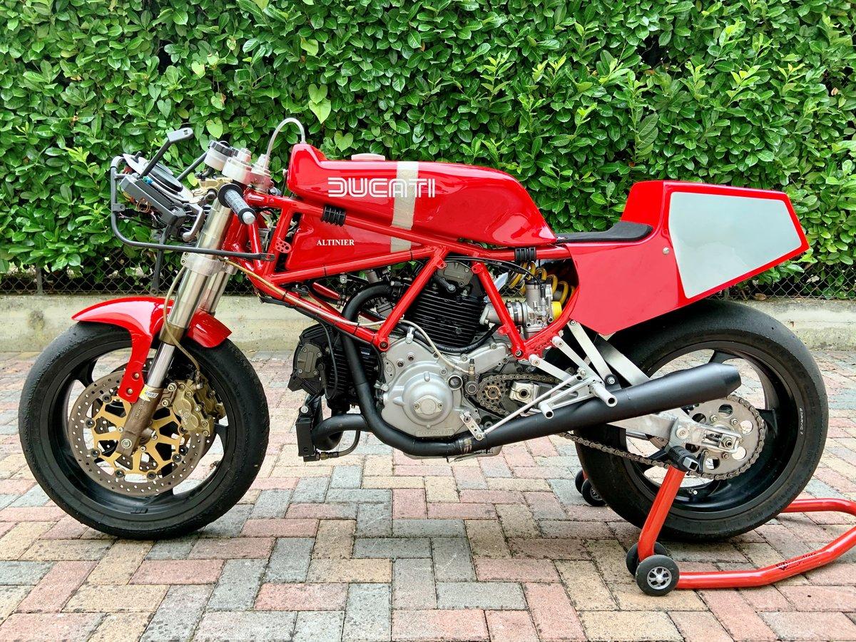 2020 Ducati TT1 Evocation Replica For Sale (picture 3 of 6)
