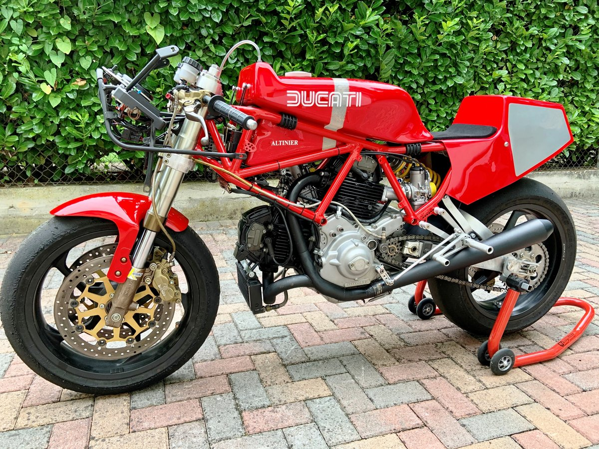 2020 Ducati TT1 Evocation Replica For Sale (picture 4 of 6)