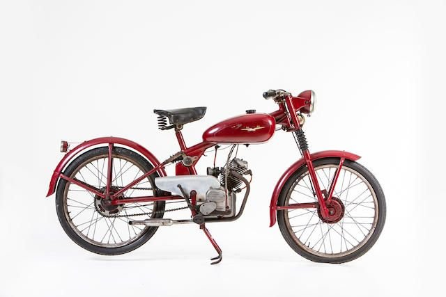 C.1949 DUCATI 60 (LOT 607) SOLD by Auction (picture 1 of 1)