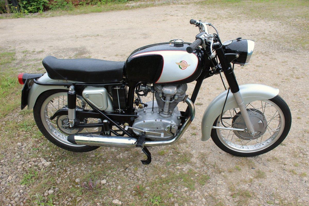 1966 Ducati 350 cc Sebring Classic Ducati  For Sale (picture 6 of 6)