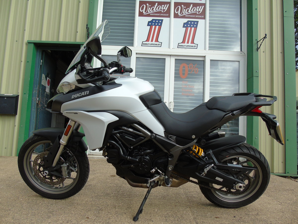 Ducati Multistrada 950cc 2017, Service History, Low Miles For Sale (picture 2 of 6)