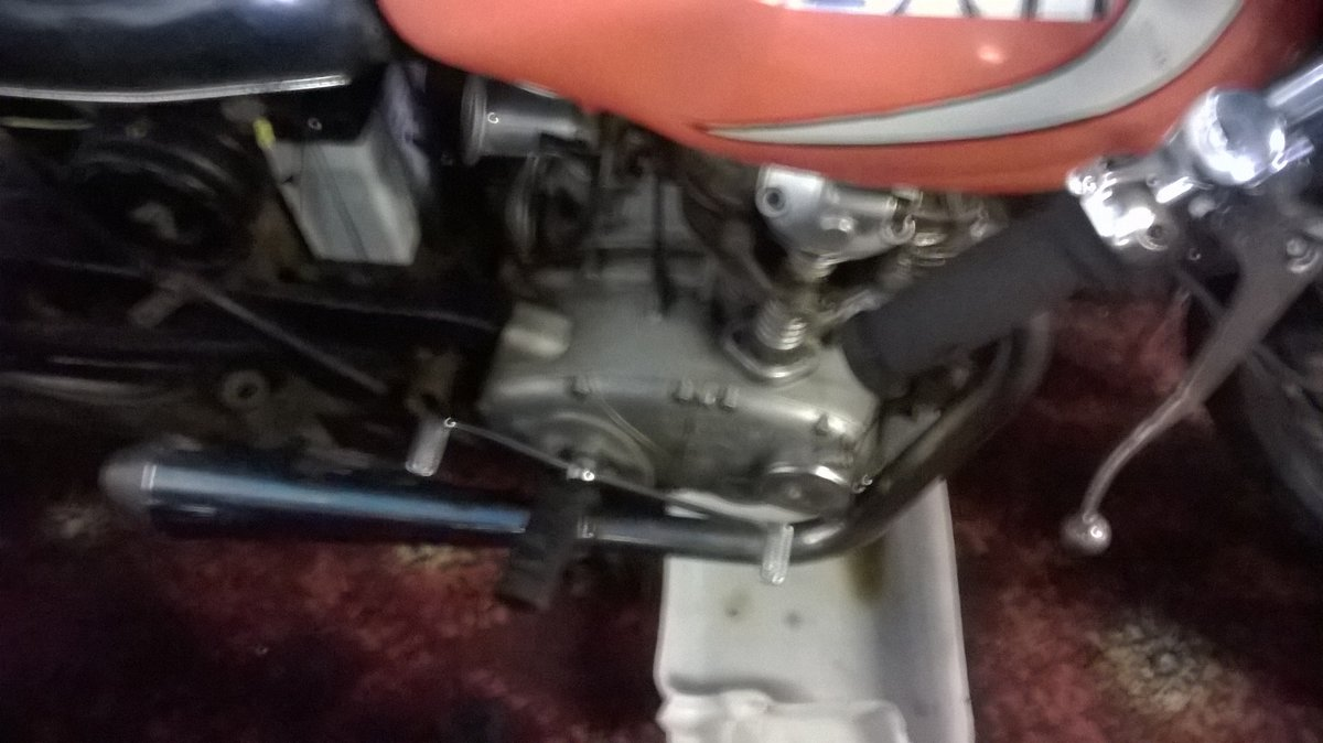 1977 Ducati 250 Bevel single For Sale (picture 3 of 4)