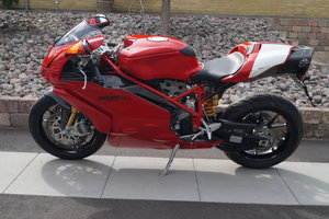 Ducati 749R MY from private collection no 0277
